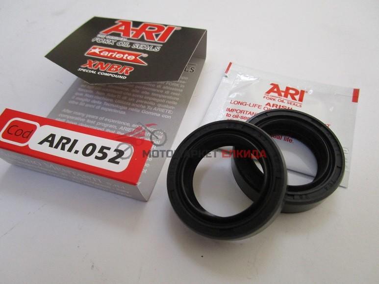 Yamaha PW 80 2001 Fork Oil Seal Kit ARI 26x37x10.5 ARI 052